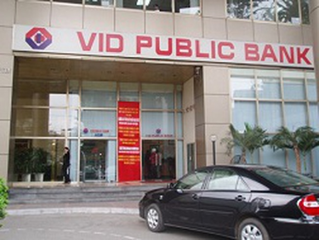 VID PUBLIC BANK được gia hạn hoạt động