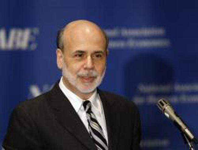 """Bernanke: Còn quá sớm để nói về """"chiến thắng"""""""