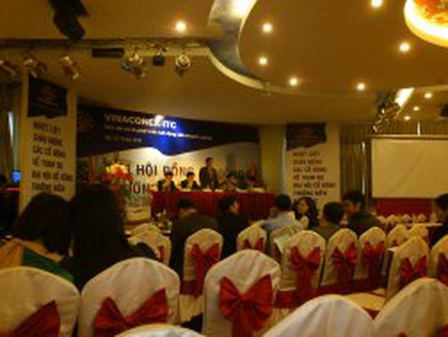 VCR: Sẽ bán Khách sạn Holiday View, kế hoạch LN năm 2012 bằng 1/4 năm 2011