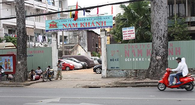 TP.Hồ Chí Minh: Tha hồ trục lợi trên đất công