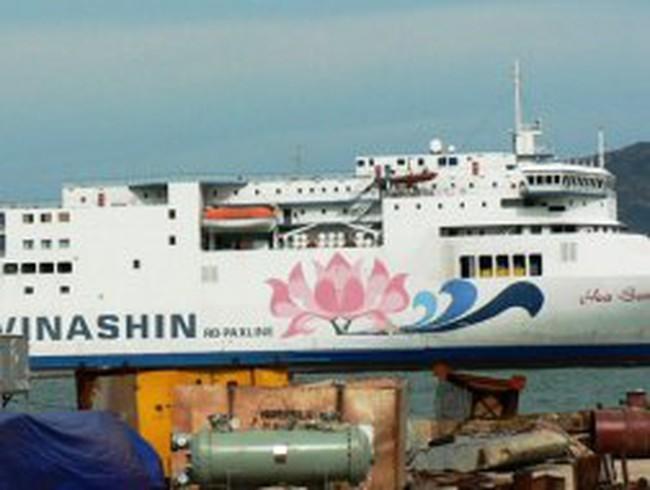 """Mua tàu Hoa Sen là vì tính cấp bách của dự án…"""""""