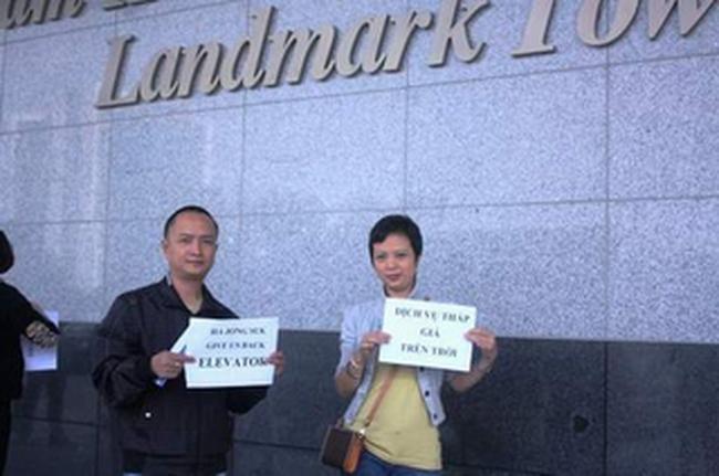 Keangnam-Vina trả chung cư cho Hà Nội quản lý