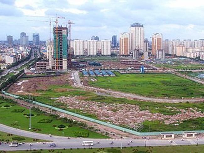 Khai thác nguồn tài chính từ đất đai tạo nguồn lực tái cơ cấu