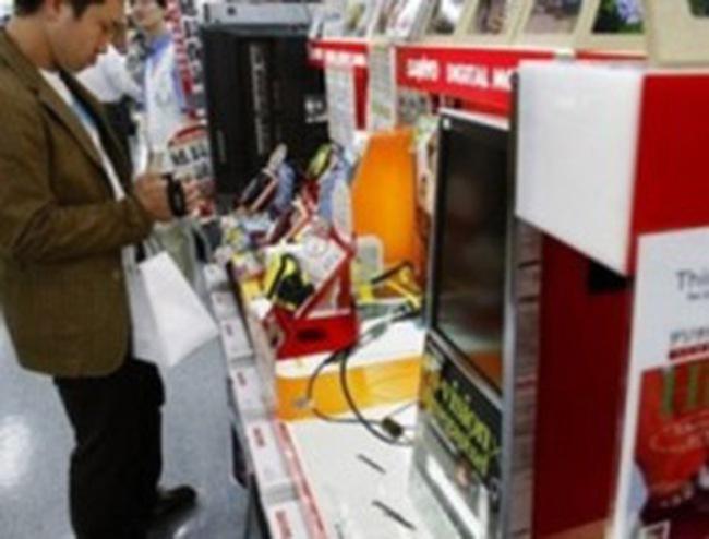 Giảm phát có thể vượt ngoài tính toán của chính phủ Nhật