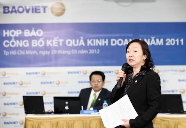 Hoạt động bảo hiểm đóng góp 78% LNTT năm 2011 của Tập đoàn Bảo Việt