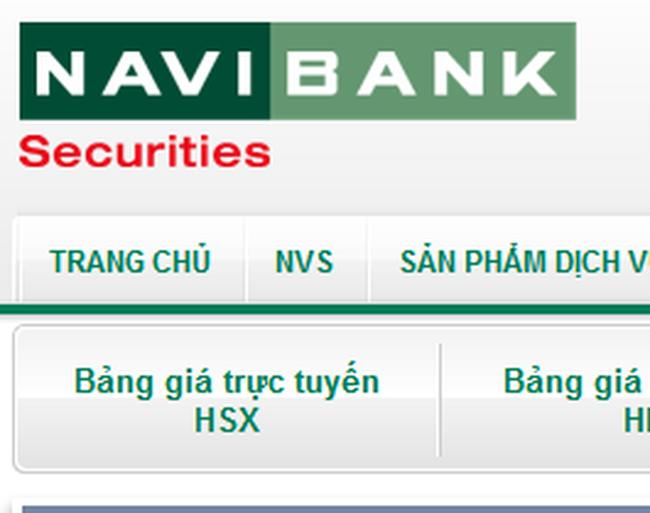 Chứng khoán Navibank lỗ 4 năm liên tiếp