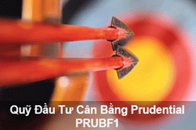 PruBF1: Thanh lý toàn bộ danh mục đầu tư dưới 1 tháng
