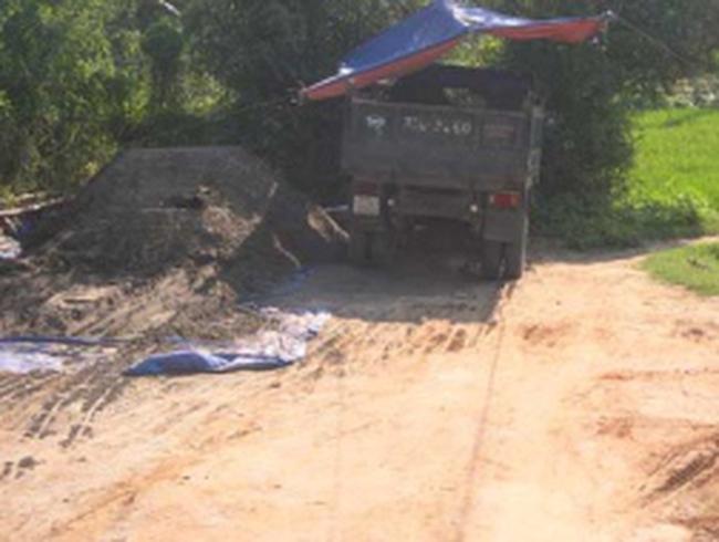 Bình Định:  Lại cấm bán titan thô ra ngoài tỉnh