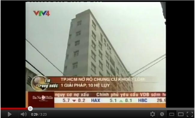 [video]Hệ quả từ xu hướng xây chung cư trong hẻm tại TP. Hồ Chí Minh