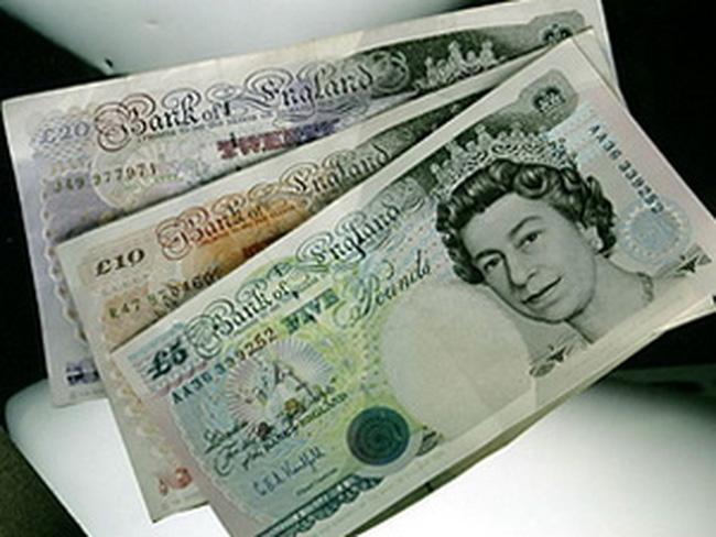 Kinh tế Anh lâm vào suy thoái từ quý IV/2011