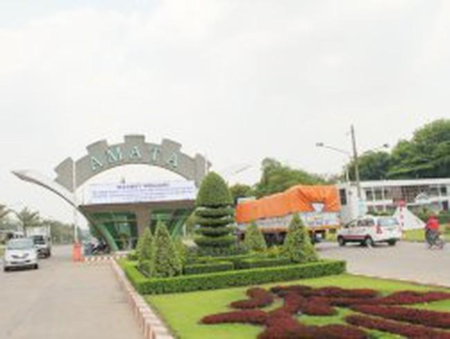 Amata muốn xây khu đô thị công nghiệp 20 tỷ USD tại Đồng Nai
