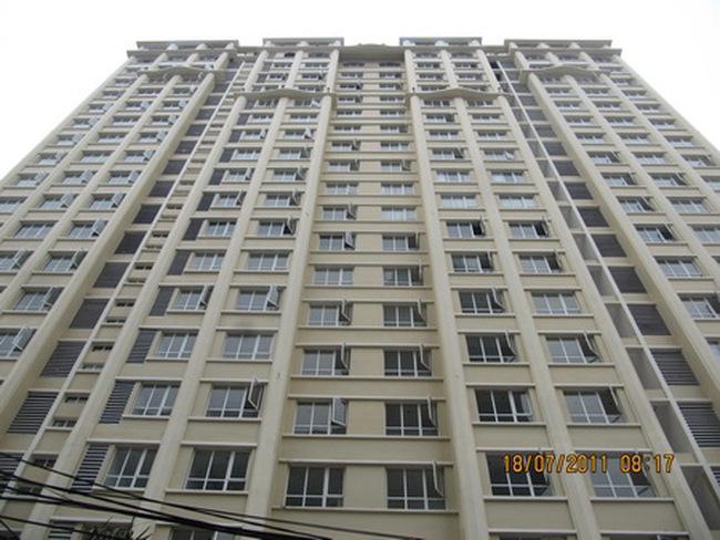 Thủ tục mua lại căn hộ chung cư đang xây?