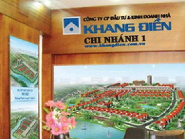 KDH: VOF Investment Limited đã mua 1 triệu cổ phiếu