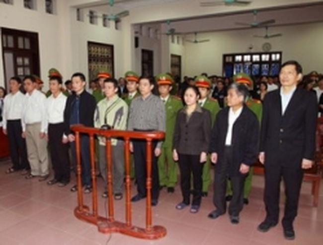 Nguyên Chủ tịch Vinashin bị tuyên phạt 20 năm tù
