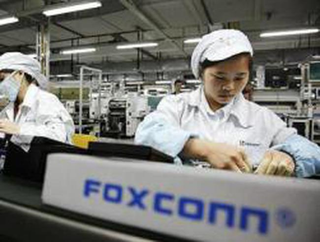Foxconn hứa hẹn thay đổi lớn trong thị trường việc làm Trung Quốc