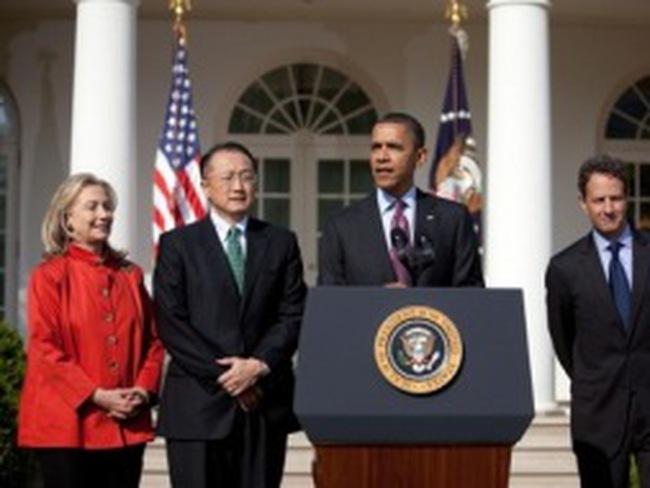 Chủ tịch Ngân hàng Thế giới được bầu như thế nào?