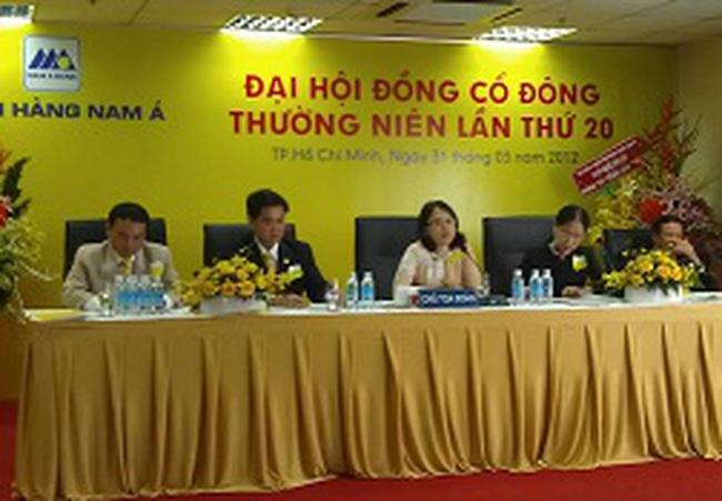 Nam A Bank: Sử dụng nội lực kiên quyết không mua bán sáp nhập