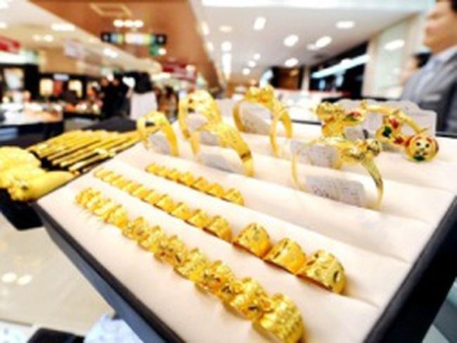 'Loạn' giá, vàng sẽ xuống dưới 40 triệu/lượng