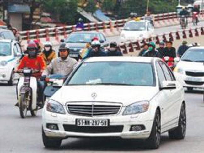 Chốt mức thu cơ bản Quỹ Bảo trì đường bộ