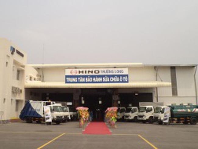 Thêm một nhà máy sản xuất xe chuyên dùng tại Việt Nam