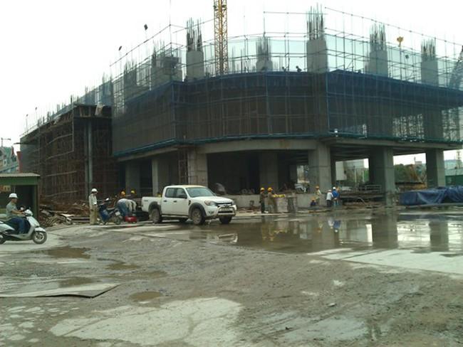 Tiến độ dự án một số dự án tại Hà Nội tính đến ngày 02/4/2012
