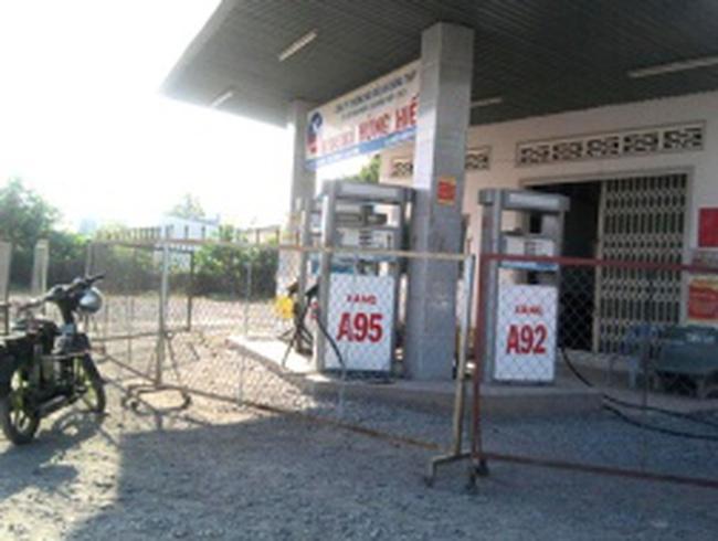 Tin đồn khan hiếm xăng dầu ở Bạc Liêu là thất thiệt