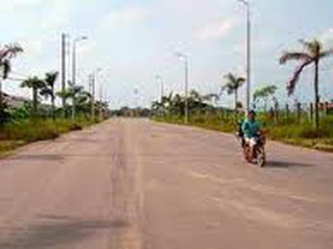 Mở đường từ đê sông Đuống đến khu đô thị mới Thượng Thanh