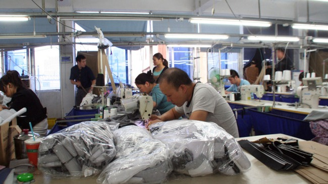 Rồi một ngày các cỗ máy may tại Trung Quốc sẽ ngừng hoạt động…