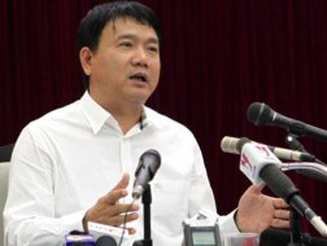 """Bộ trưởng Thăng: """"Tôi không ngại phiếu tín nhiệm cao hay thấp"""""""