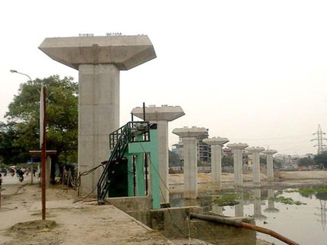 Tiến độ nhiều dự án hạ tầng trọng điểm tại Hà Nội và TP.HCM