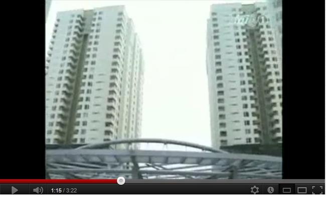 [Video] Mâu thuẫn phí chung cư, dân dọa kiện Vinaconex ra tòa