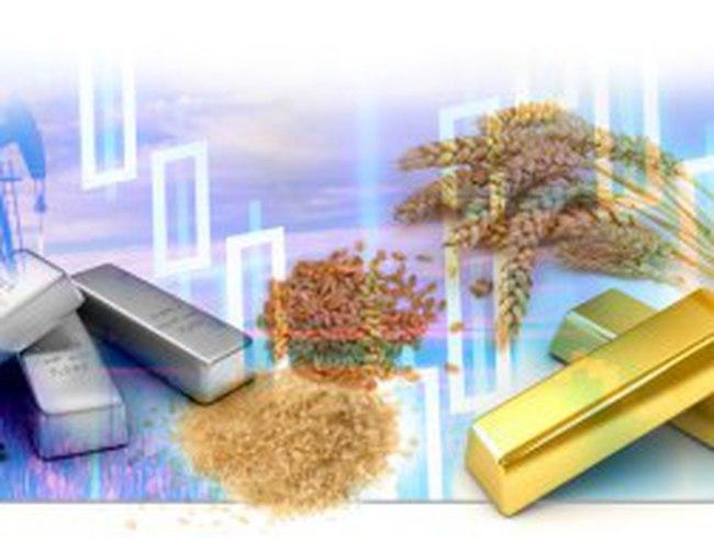 Giá hàng hóa sụt mạnh nhất trong năm
