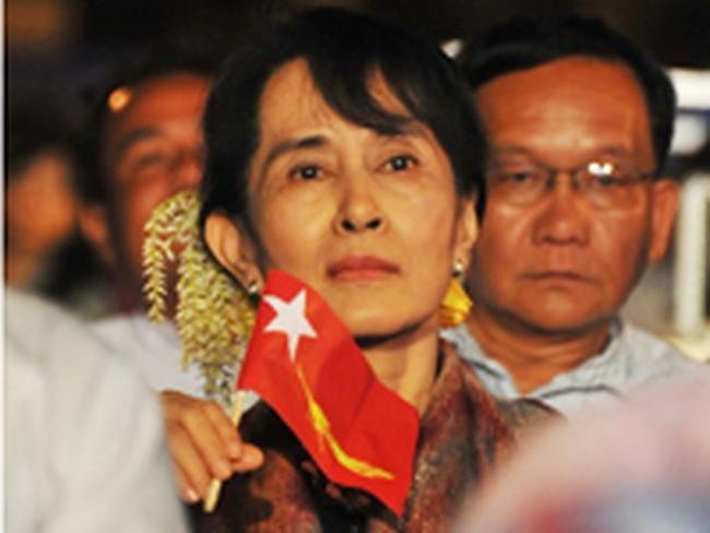 Mỹ nới lỏng trừng phạt với Myanmar