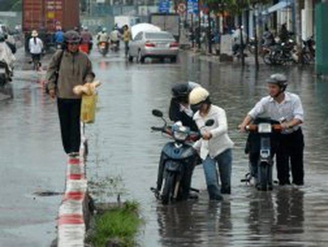 """TPHCM rút kinh nghiệm """"bài học"""" lụt Bangkok"""