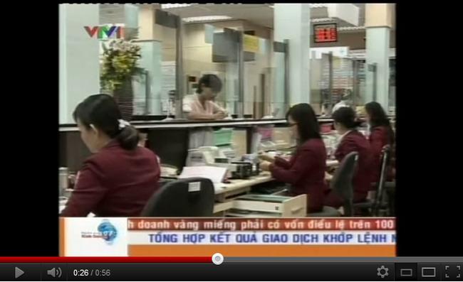[Video] Tỷ lệ nợ xấu ngân hàng Việt Nam có thể cao gấp 4 lần con số chính thức