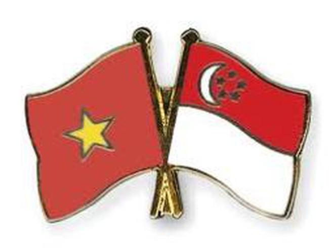 Việt Nam-Singapore mở rộng lĩnh vực hợp tác kinh tế