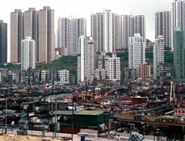 """Hãng bất động sản lớn nhất Trung Quốc công bố doanh thu """"khủng"""""""