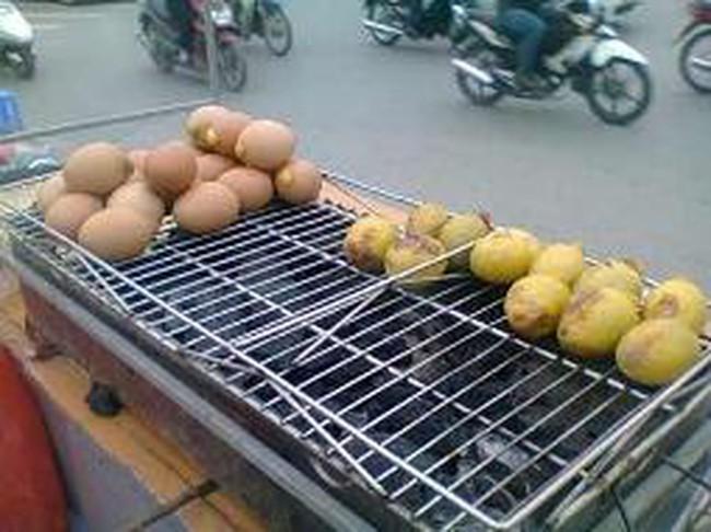 Trứng nướng Thái Lan: Bí ẩn nguyên liệu chế biến