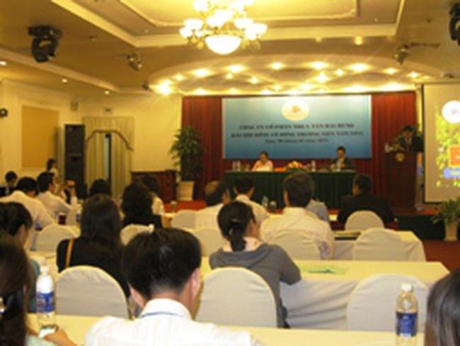 TPC: Ông Phạm Trung Cang tiếp tục là chủ tịch HĐQT nhiệm kỳ 2012 – 2016