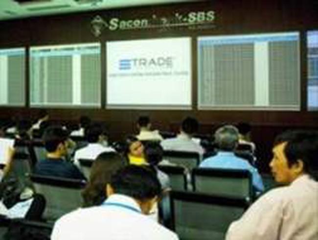 SBS: 5 lãnh đạo cấp cao đã bán gần hết cổ phiếu