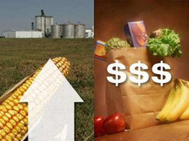 Áp lực lạm phát giá thực phẩm toàn cầu đang nóng trở lại
