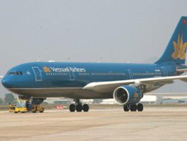 Vietnam Airlines lên kế hoạch cổ phần hóa năm 2013