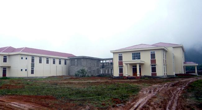 Nghệ An: 4 nhà thầu sai phạm trong dự án bệnh viện 130 tỷ đồng