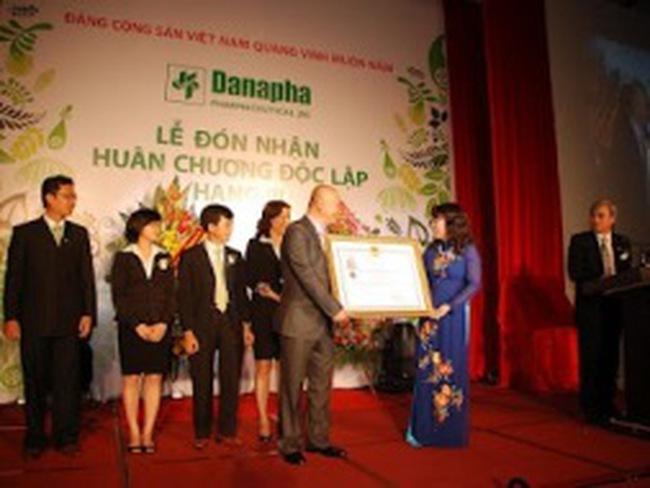 Danapha: Năm 2012 lên kế hoạch LNTT 33 tỷ đồng
