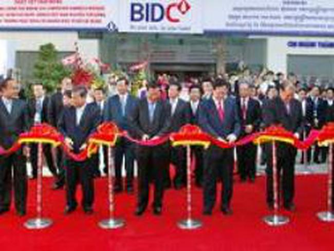BIDC Hà Nội: Tăng tưởng tín dụng 17% năm 2012; chuyển tiền nhanh giữa Việt Nam – Campuchia