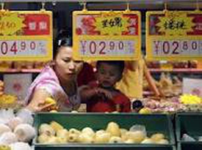 Lạm phát Trung Quốc bất ngờ vọt lên 3,6%