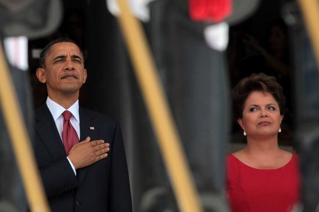 """Brazil muốn cùng Mỹ kết thúc """"cuộc chiến tiền tệ"""""""