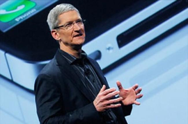 CEO Apple nhận... 1 triệu USD/ngày