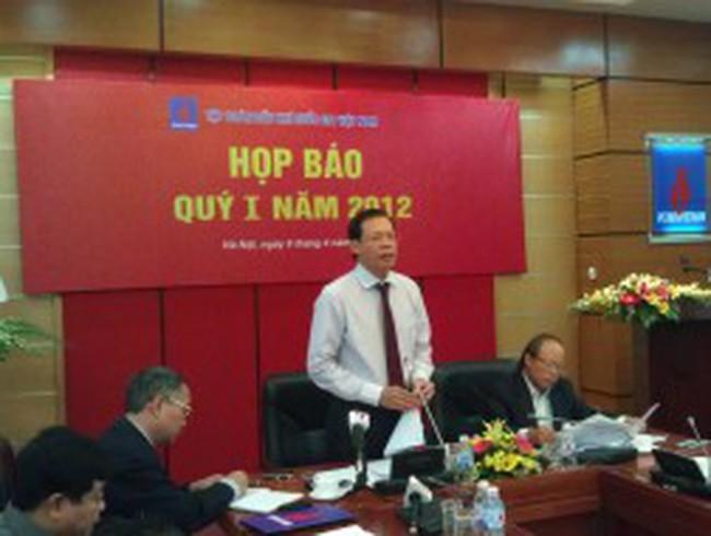 Petro Việt Nam: Doanh thu quý I đạt gần 190 nghìn tỷ đồng