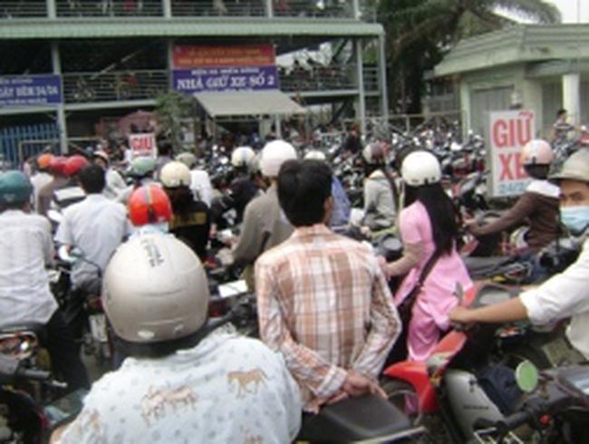 TPHCM quy hoạch hệ thống bãi đậu xe